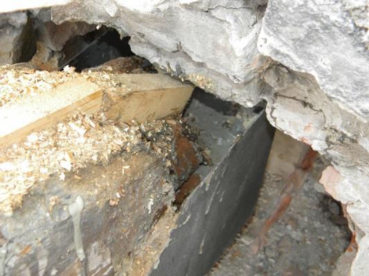 Colata di betoncino epossidico