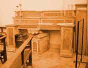 Macchina D'altare. Chiesa del Carmine