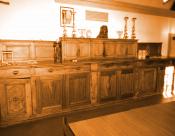 Restauro mobile da sacrestia Anghiari